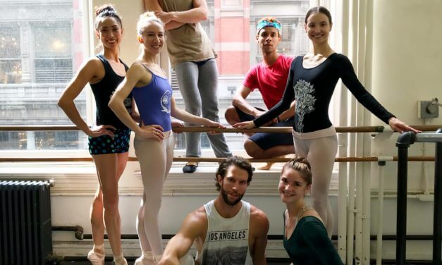 Ballet star returns to his Mobile roots