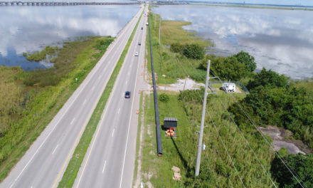 Work restarts on Causeway pipe as MAWSS considers rate increase