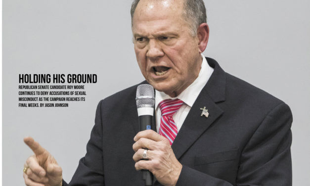 Senate election charged by sex allegations against Roy Moore