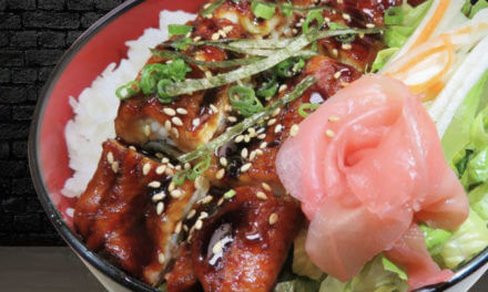 Wild Bowl and Sushi offers quick takeout