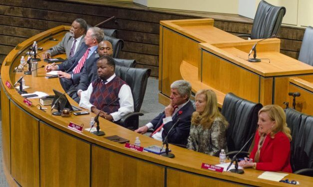 Updated: Council attorneys ask for ruling on Stimpson's non-merit employees