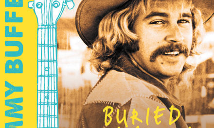Jimmy Buffett's 'Buried Treasure' includes Mobile gems