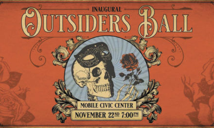 Outsiders Ball's pre-holiday feast