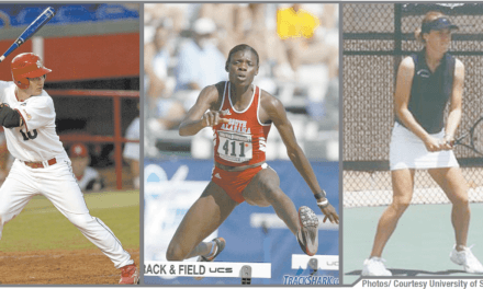 Three join USA Athletic Hall of Fame