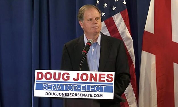 Doug Jones introduces bill to allow shuttered factories to produce PPE