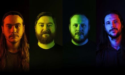 South Carlen release debut EP 'Playing the Ghost'
