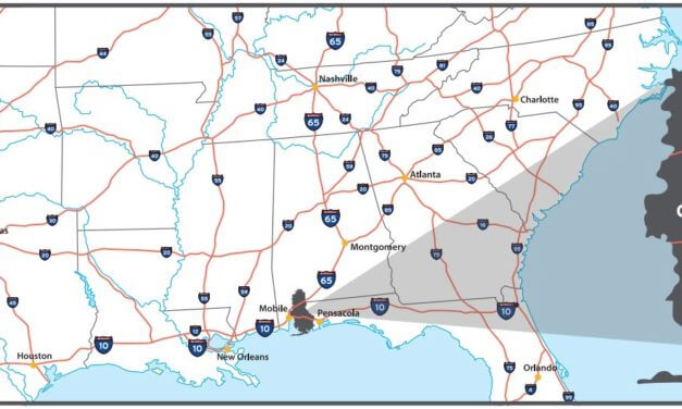Baldwin County seeking improvements to South Alabama Mega Site