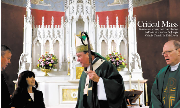 Parishioners angry over archbishop's decision to close church