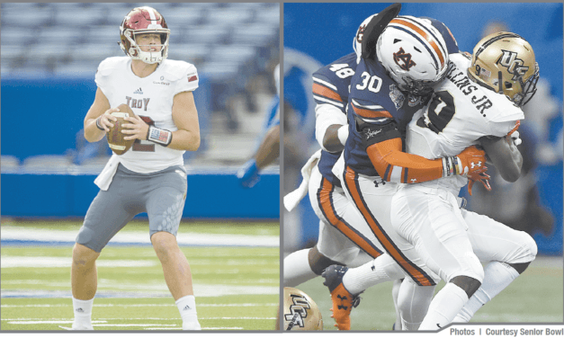 Reese's Senior Bowl to display local stars