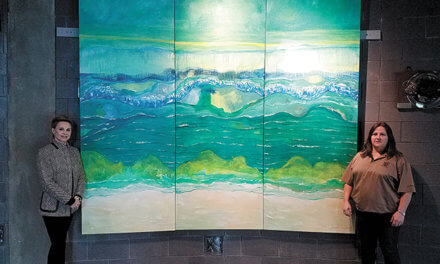 McCollough artwork donated  to Dauphin Island Sea Lab