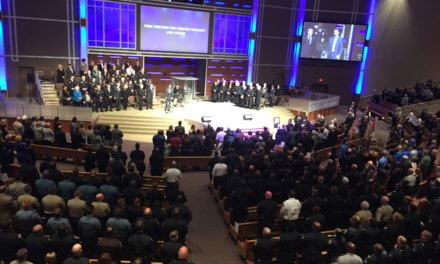 Mobile police officer Justin Billa remembered as 'hero' at funeral service