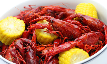 Come hell or high water, we will have crawfish