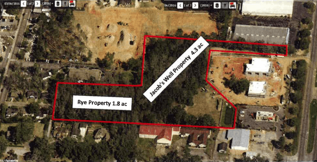 Daphne council 'punts' rezoning issue, resident says