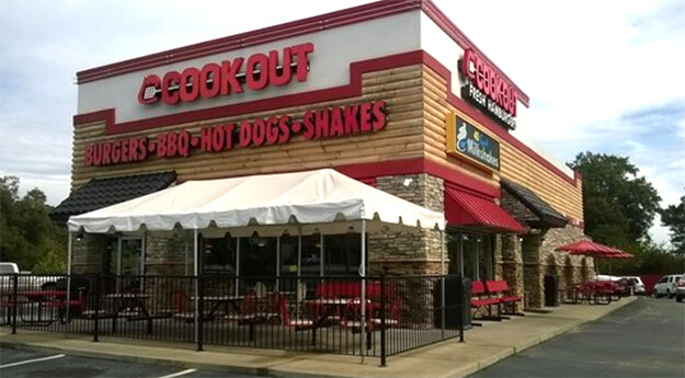 Cook Out coming to Mobile