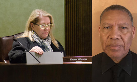 Police hirings usually 'lengthy and arduous,' Delmore says