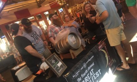 When the firkin's tapped, get it while it lasts