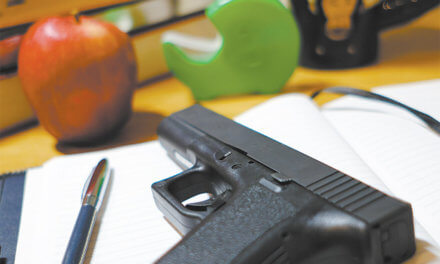 Selman-Lynn: 'Guns have no place in our kids' classrooms""