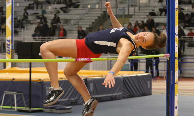 Freshman makes instant impact with USA women's track team