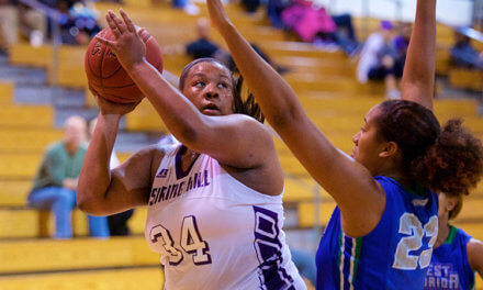 SHC's Valentine honored as conference player of year