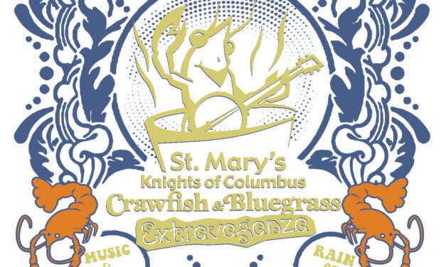 St. Mary's Crawfish and Bluegrass Extravaganza set for April