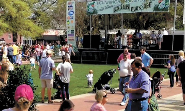 Downtown Cajun Cook-Off this Saturday