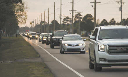 Baldwin planners search for  funding to provide traffic relief