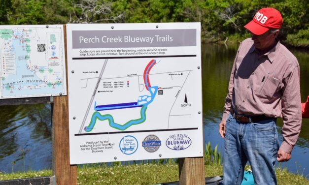 Event to showcase newest addition to Blueway