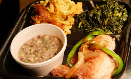Once you find Parker's,  you'll be in soul food heaven