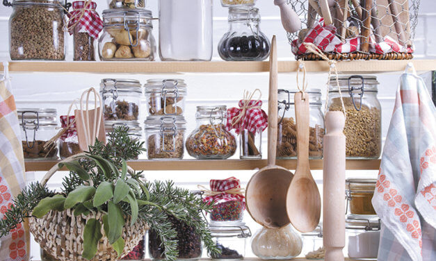 Pantry upgrades: essentials for raising the kitchen bar