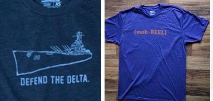 Clothing company files suit over phonetic spelling of city's name