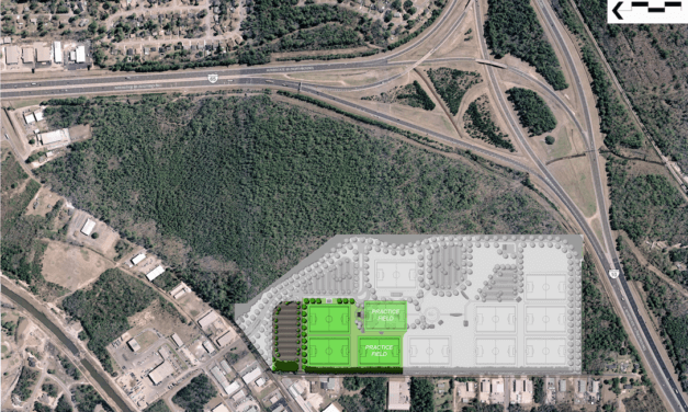 County will pave parking lot with environmental dollars
