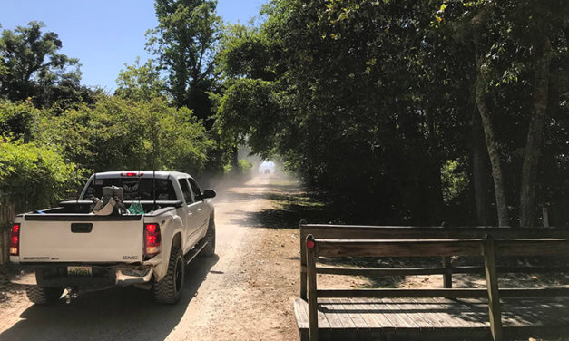 Baldwin County Commission discusses Zundel Road barricade