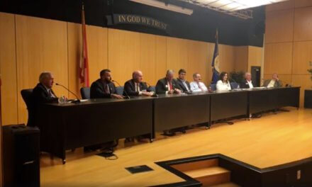 Permanent penny tax sparks discussion among Baldwin Commission candidates