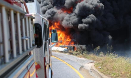 Mobile Fire-Rescue Department responds to deadly tanker fire (updated)