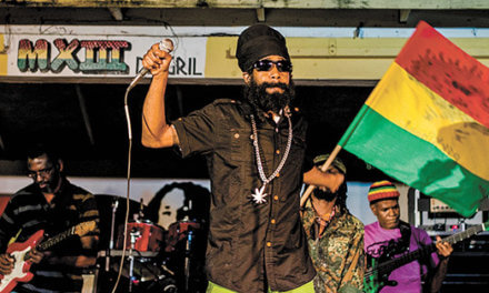 Pikkihead Band, Mobile's own reggae outfit