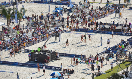 NCAA Beach Volleyball Championship returns to Gulf Shores