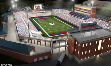 USA announces private fundraising campaign for on-campus stadium