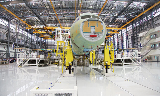 Airbus deal with Canadian manufacturer finalized