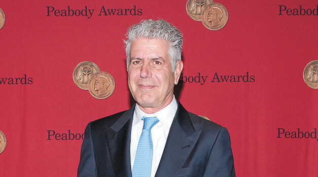 In memoriam, Anthony Bourdain
