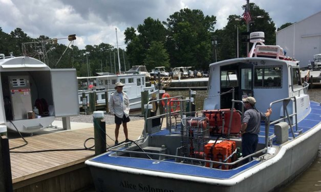 Fairhope Docks Marina now ready to fuel