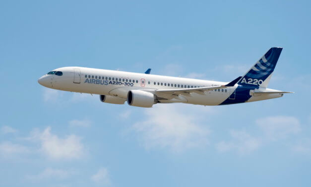 Airbus introduces Bombardier aircraft, JetBlue purchases 60