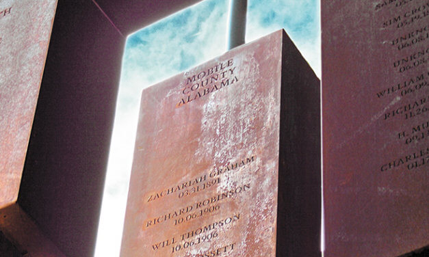 Mobile's place in the National Lynching Memorial