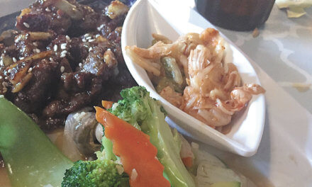 Asian Garden has the Korean you're craving