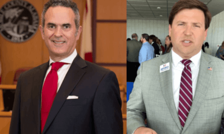 District court candidates pushing through runoff