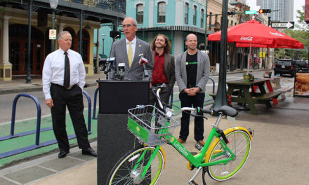 LimeBike flips the kickstand on Mobile