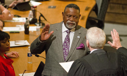 Judge to rule on lawsuit over council presidency