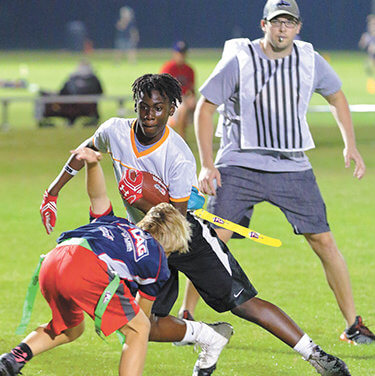NFL Flag Football continues to grow along Alabama Gulf Coast