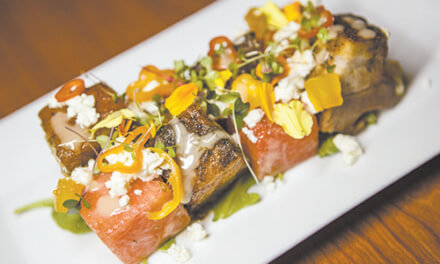 Buzz on over to Daphne's Southwood Kitchen