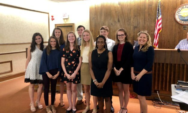 City of Fairhope selects 2018-2019 Junior City Council