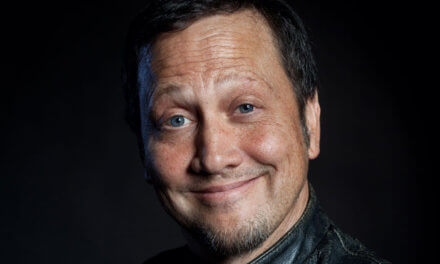 'Real Rob' Schneider comes to Saenger